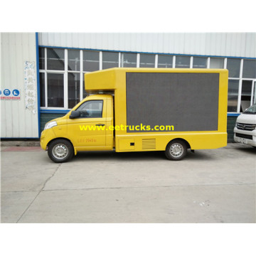 3 side P4 P6 LED Display Trucks