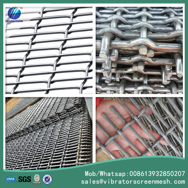 Rectangle Woven Wire Cloth