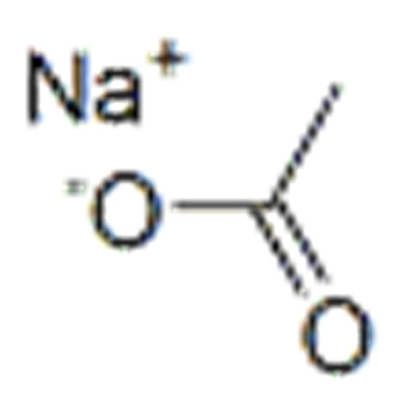 SODIUM ACETATE ANHYDROUS MEETS USP TES CAS 12-79-3