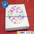 Artificial Paper Box Packaging for Scarf Product