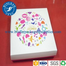 Factory Price for Square Shape Paper Box Packaging A4 Paper Storage Box Packaging export to Czech Republic Supplier