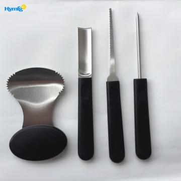 Professional Heavy Duty Stainless Steel Pumpkin Carving Kit