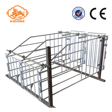 Factory price cheap galvanized gestation stall