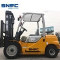 3.5Ton Diesel Powered Forklift Price For Sale