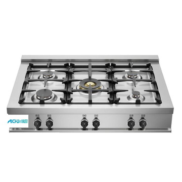 36 Rangetop 5 Burners Master Series