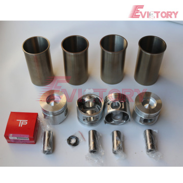 TOYOTA 2Z rebuild overhaul kit gasket bearing piston
