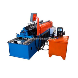 Drywall U Channel Ceiling Profile Roll Forming Machine