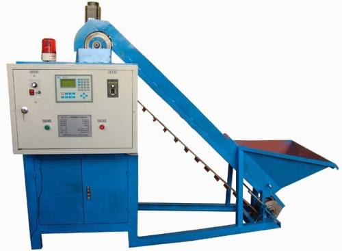PE film granulation feeder
