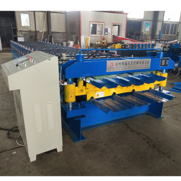 Trapezoidal Roofing panel roll forming Machine