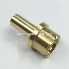 Precision CNC Machining Brass Instrument Fittings