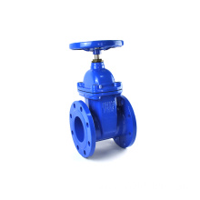 JKTL Big size gear operated soft seated gate valve