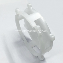 CNC Machining of Plastic Cup Parts for Cap