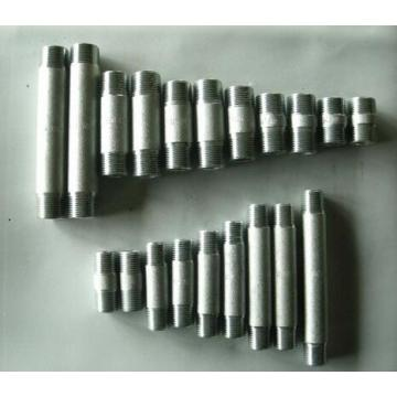 Seamless SCH40 Carbon Steel Pipe Nipples