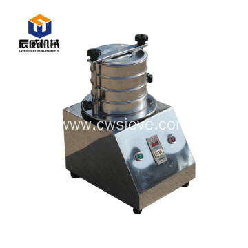 lab test vibration sifter sieve