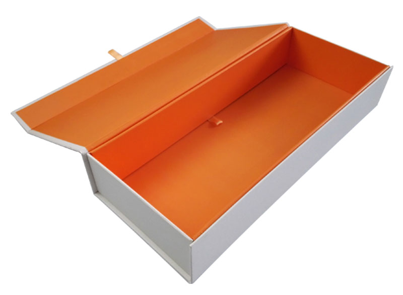 Special two side folding clothing box-1