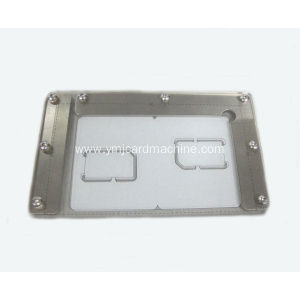 Smart Card Size Measuring Corner Stencil