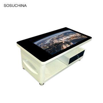 interactive table with IR touch frame