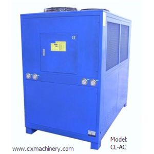 Stretch / Cling Film Making Machine  Chiller