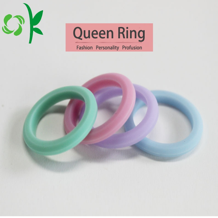 silicone queen ring