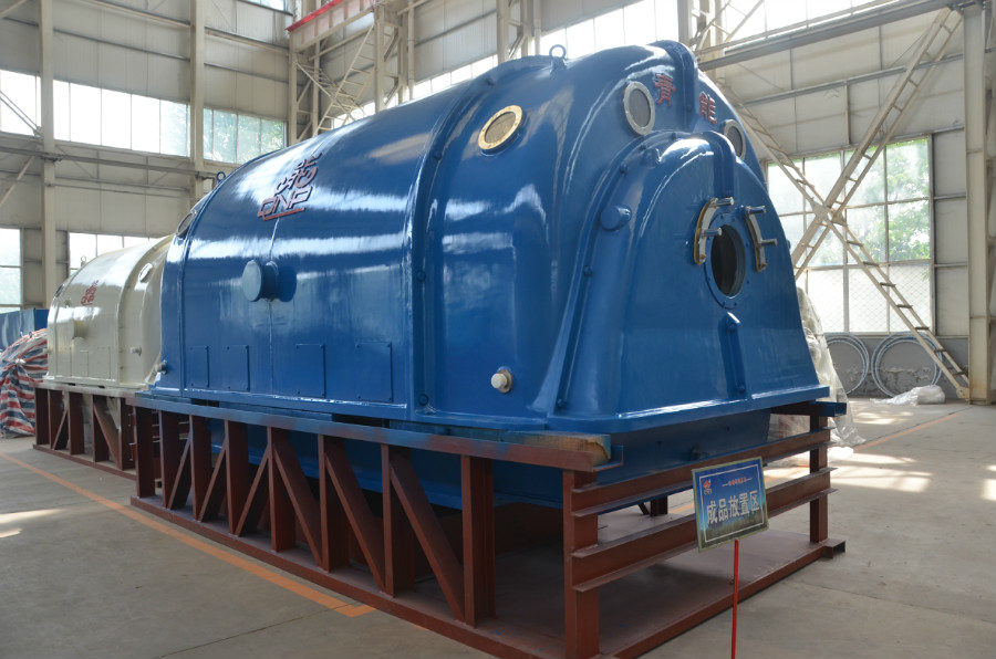 Steam Turbine Generator (42)