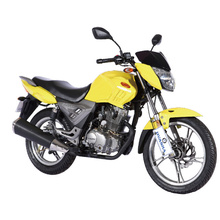 China Factory for 150Cc Sport Motorcycle SP150 GN150 Street Fast Gas Motorcycle 2 Wheeler export to India Manufacturer
