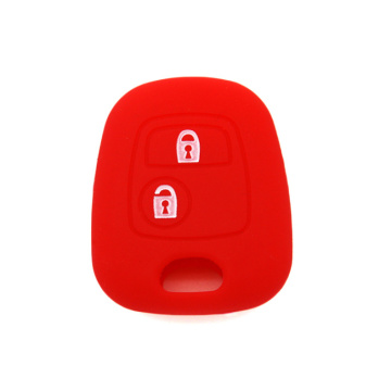 Peugeot silicone car key covers.com