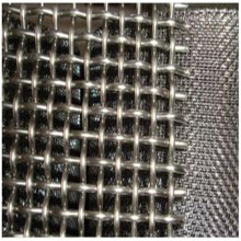 100% Original for Woven Screen Mesh Galvanized Plain Weave Wrapped Edge Wire Mesh export to India Manufacturer
