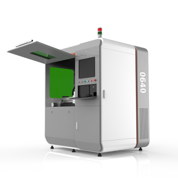 Mini Fiber Laser Metal Cutter