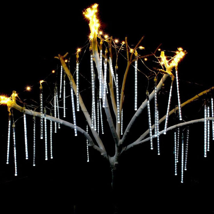 christmas icicle light