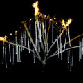 Waterproof LED Meteor Shower Rain Icicle Lights