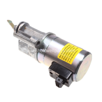 Holdwell solenoid 2903899 for volvo Compact Wheel Loaders