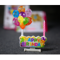 recycle singing happy birthday cake music candle