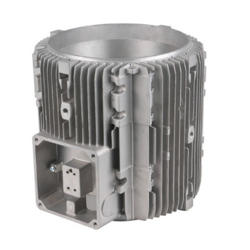 Aluminium Die Casting Electric Motor Housing