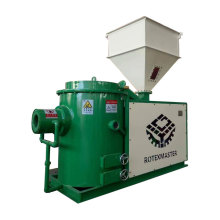 Easy To Operate Wood Biomass Burner