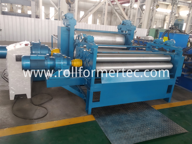 Metal Plate Embossing Machine2