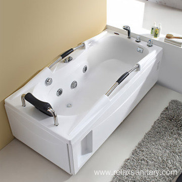 Hot sale eco-friendly luxury acrylic bathtub