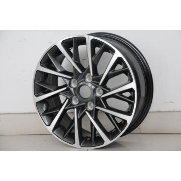 Aluminum Alloy wheel 16inch Black Replica
