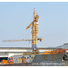QTZ63 5010 Construction Erecting Topkit Tower Crane