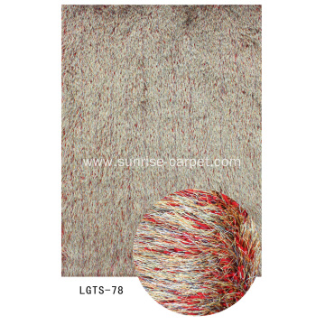 Elastic&Silk Shaggy long pile