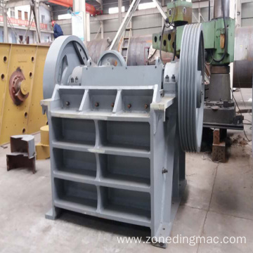 Reliable Performance Double Toggle Jaw Crusher