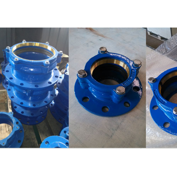 Ductile Iron Pipe Joint Flange Adaptor2
