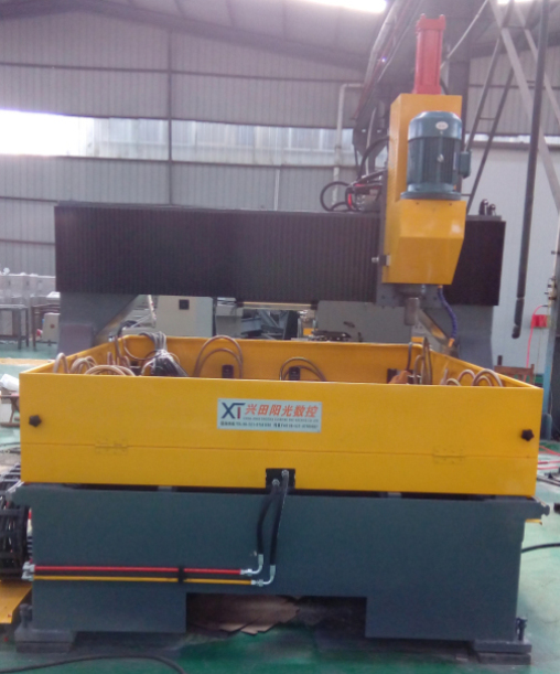 Plate Steel Processing Machine