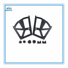 High reputation for Plastic Black Shoe Rack Fittings Plastic Double Layer Shoe Rack Fittings supply to Netherlands Suppliers