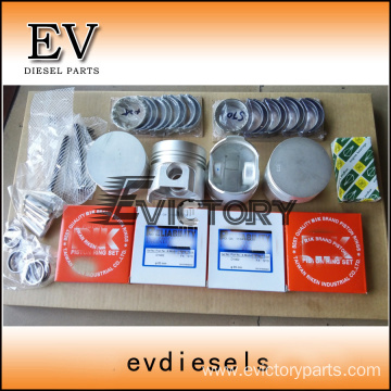 KUBOTA D1402 rebuild overhaul kit gasket bearing piston