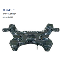 Customized for Other Auto Parts For HYUNDAI Steel Body Autoparts HYUNDAI 2011 ACCENT CROSSMEMBER export to Malaysia Exporter