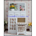 new wooden dressing table make up dresser with mirror and drawer