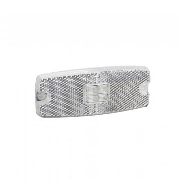 E4 LED Trailer Front Outline Marker Reflector Lamp