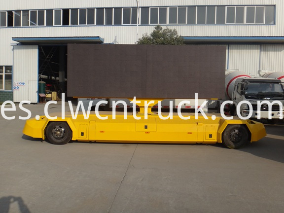 Mobile LED Advertising Trailer 3