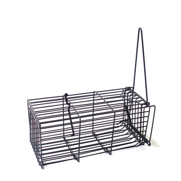 Strong wire rat trap cages with hook