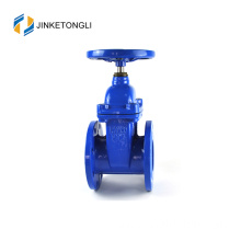 Hot New Products for 4 Inch Gate Valve JKTLCG050 api water cast steel wedge gate valve manufacturers supply to East Timor Manufacturers